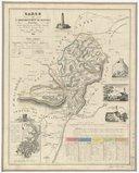 Carte de l'arrondissement de Sisteron Basses-Alpes / dressée d'après Cassini et l'Atlas National par M. Ricard, arpenteur forestier ; Lith. de F. Robaut