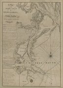 A plan of the river and sound of D'Awfoskee in South Carolina / survey'd by captain John Cascoigne