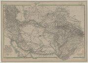 Central-Asien nemlich Bokhara Cabool, Persien... nach... Aufnahmen des Lieutenant Alex. Burnes im Juny 1834 / entworfen v. J. Arrowsmith