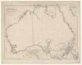 Australia from surveys made by order of the British Government combined with those of d'Entrecastraux, Baudin, Freycinet, etc. etc. / by John Arrowsmith