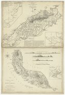 Tobago from actual surveys and observations ; Curaçao from the Dutch originals of Gerard van Keulen... / by Thomas Jefferys...