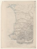 Southern portion of the Crimea : from surveys made by order of the russian government / John Arrowsmith