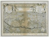 L'Isle St. Honoré de Lerin / Don Ludovicus de Maynier, monachus lerinensis... ; Daret sculp.