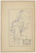 Itinéraire de Christophe Colomb / dressé par G. Marcel