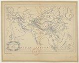 Voyages de Nicolo, Matteo et Marco Polo / dressé par G. Marcel
