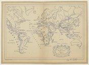 Le monde colonial à la fin du XVIe siècle / dressé par G. Marcel