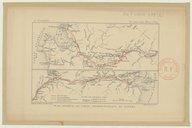 Plan général du canal interocéanique de Panama / gravé par E. Morieu,...