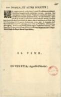 Damala, et altre isolette : notice explicative / Marco Boschini