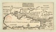 Ponti euxini cum regionibus versus sptentrionem et orientem adjacentibus nova tabula / a Joan Chardin