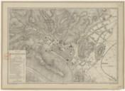 Plan von Kronstadt, 1/10 000 / gezeichnet v. J. Beer