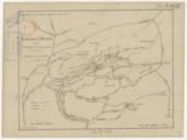 Environs d'Hérival entre Plombières et Remiremont. 1 : 25 000 Autogr. Albert Barbier, Nancy