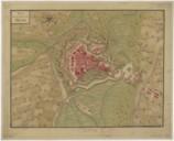 Plan de la ville de Menin / Constant, del.
