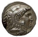 [Monnaie : Tétradrachme, Argent, Memphis, Égypte, Ptolémée]