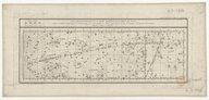 Carte céleste représentant la route apparente de la comète de 1774 observée à Paris... depuis le 18 août jusqu'au 25 octobre... / gravé par Y. Le Gouaz ; d'après le dessin de M. Messier