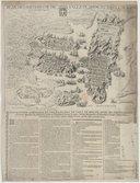 Plan des forteresse de Vallete, Bourg et Sangle de Malte : Dédiée à son Alt[e]sse Royalle / J. Boulanger fecit, 1645