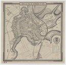 Plan de la Ville de Luxembourg en 1878. Echelle de 1 à 5. 000 / Dressé par J.P. Biermann, dess