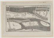 Pl. I, quartier des îles (de la Cité, Notre-Dame et Louvier) / d'après le dessin de M. Messier ; gravé par Y. Le Gouaz