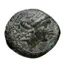 [Monnaie : Bronze, Olympe, Illyrie]