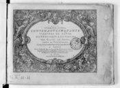 Image from object titled Premier livre, contenant cinquante pseaumes de David, mis en musique a III parties par Claude Le Jeune