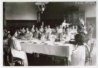 Image from object titled Introductory lesson in the Girls' High School (Više djevojačke škole)