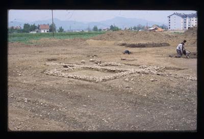 Image from object titled Branik nad Muto (Radvanje) - Villa rustica, fotografija