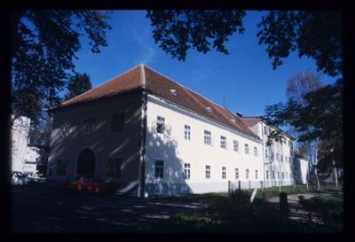 Image from object titled Gornji Grad - Samostan in cerkev sv. Mohorja in Fortunata, fotografija