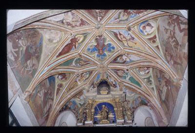 Image from object titled Križna gora - Cerkev sv. Križa, fotografija