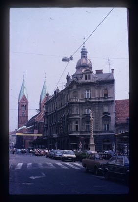 Image from object titled Maribor - Znamenje, fotografija