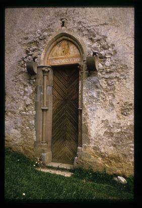 Image from object titled Stari trg pri Slovenj Gradcu - Cerkev sv. Pankracija, fotografija
