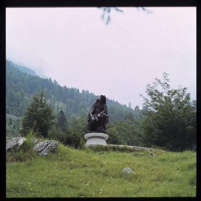 Image from object titled Trenta - Spomenik Juliusu Kugyju, fotografija