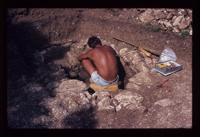 Image from object titled Verdun - Rimska nekropola, fotografija