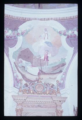 Image from object titled Vesela Gora - Cerkev sv. Frančiška Ksaverija, fotografija