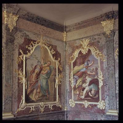 Image from object titled Goričane - Grad, freske, fotografija