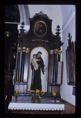 Image from object titled Vipavski Križ - Cerkev sv. Frančiška Ašiškega, fotografija