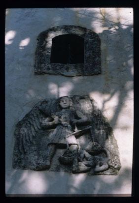 Image from object titled Erzelj - Cerkev sv. Mihaela, fotografija