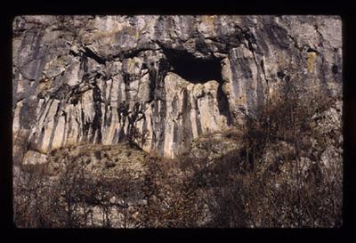 Image from object titled Podtabor - Grad Luknja, fotografija
