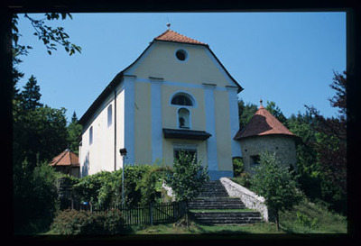 Image from object titled Repnje - Cerkev sv. Tilna in tabor, fotografija