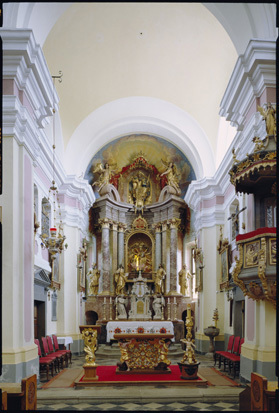 Image from object titled Tunjice - Cerkev sv. Ane, fotografija