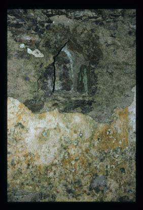 Image from object titled Brezje - Razvaline cerkve sv. Florijana, fotografija