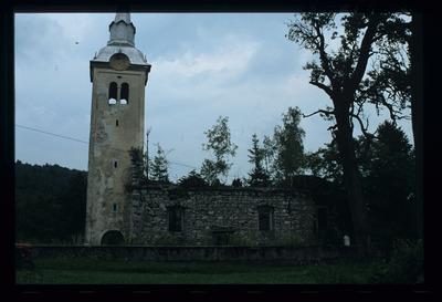 Image from object titled Blatnik pri Črmošnjicah - Cerkev sv. Križa, fotografija