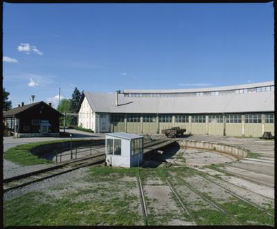 Image from object titled Ljubljana - Železniške delavnice v Šiški, fotografija