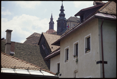 Image from object titled Škofja Loka - Mesto, fotografija