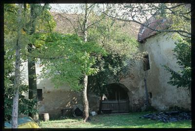 Image from object titled Kostanjevica na Krki - Župnišče, fotografija