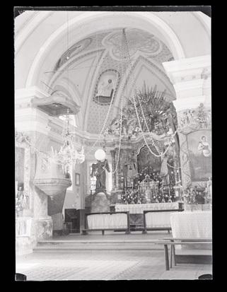 Image from object titled Dolenja Stara vas pri Šentjerneju - Cerkev sv. Frančiška, fotografija