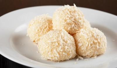 Въздушни кокосовки