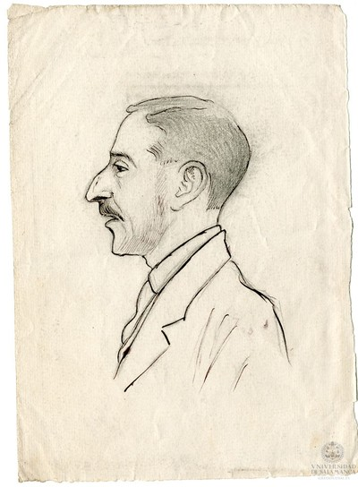 Hombre con bigote