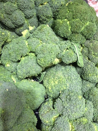 Image from object titled broccoli