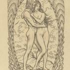 Ex libris - Richard & Agathe Brünner