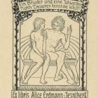 Ex libris - Alice Erdmann-Jesnitzer