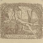 Ex libris - Hans Zeller